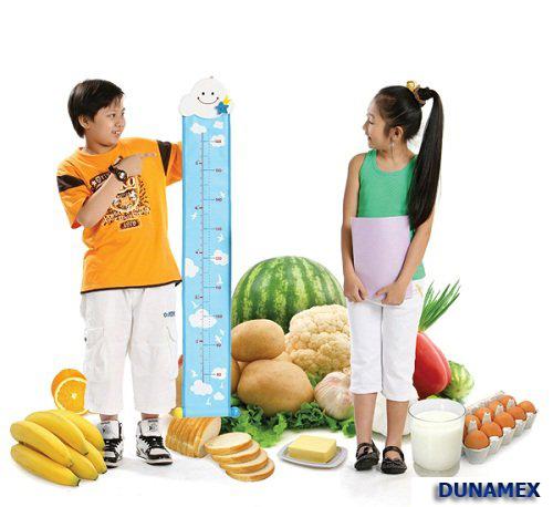 Thực phẩm giúp trẻ phát triển chiều cao
