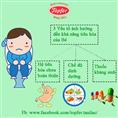 Nguyên nhân khiến bé tiêu hóa kém và bí quyết giúp bé tiêu hóa dễ dàng hơn