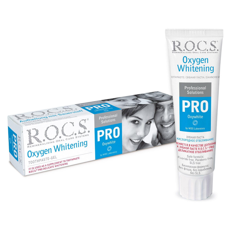 Kem đánh răng R.O.C.S. Pro Oxywhite