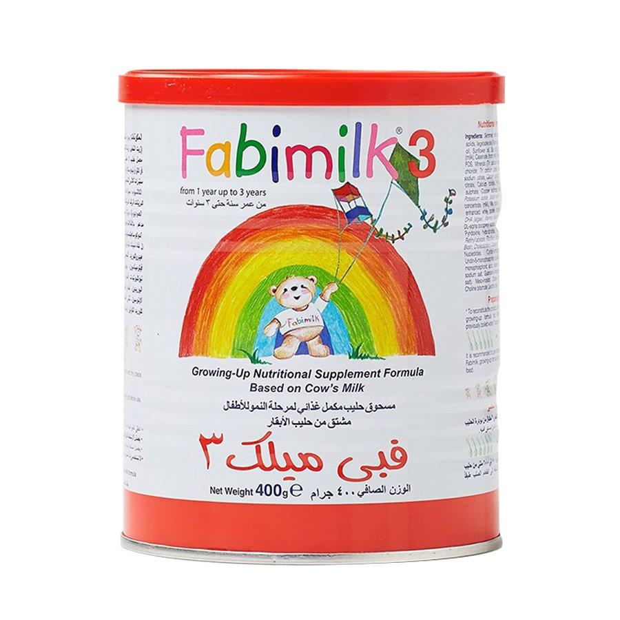 Sữa trẻ em Fabimilk Số 3