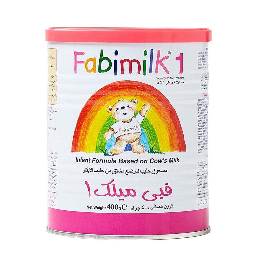Sữa trẻ em Fabimilk Số 1