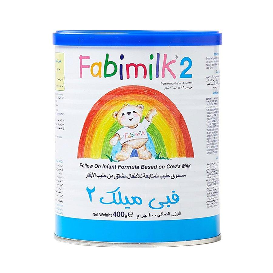 Sữa trẻ em Fabimilk Số 2