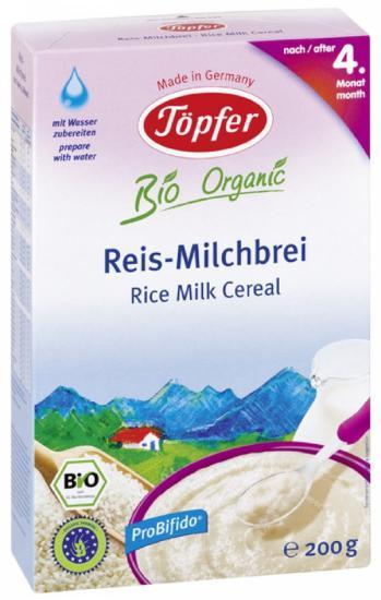Bột ăn dặm ngũ cốc gạo sữa