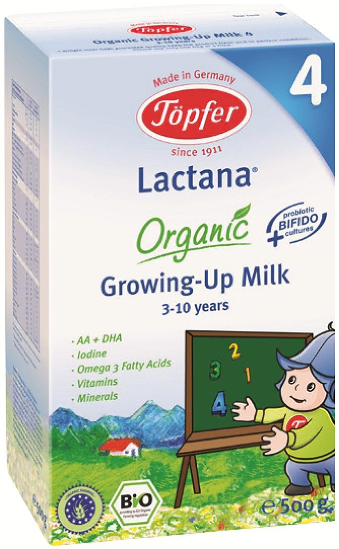 Topfer Lactana Organic 4