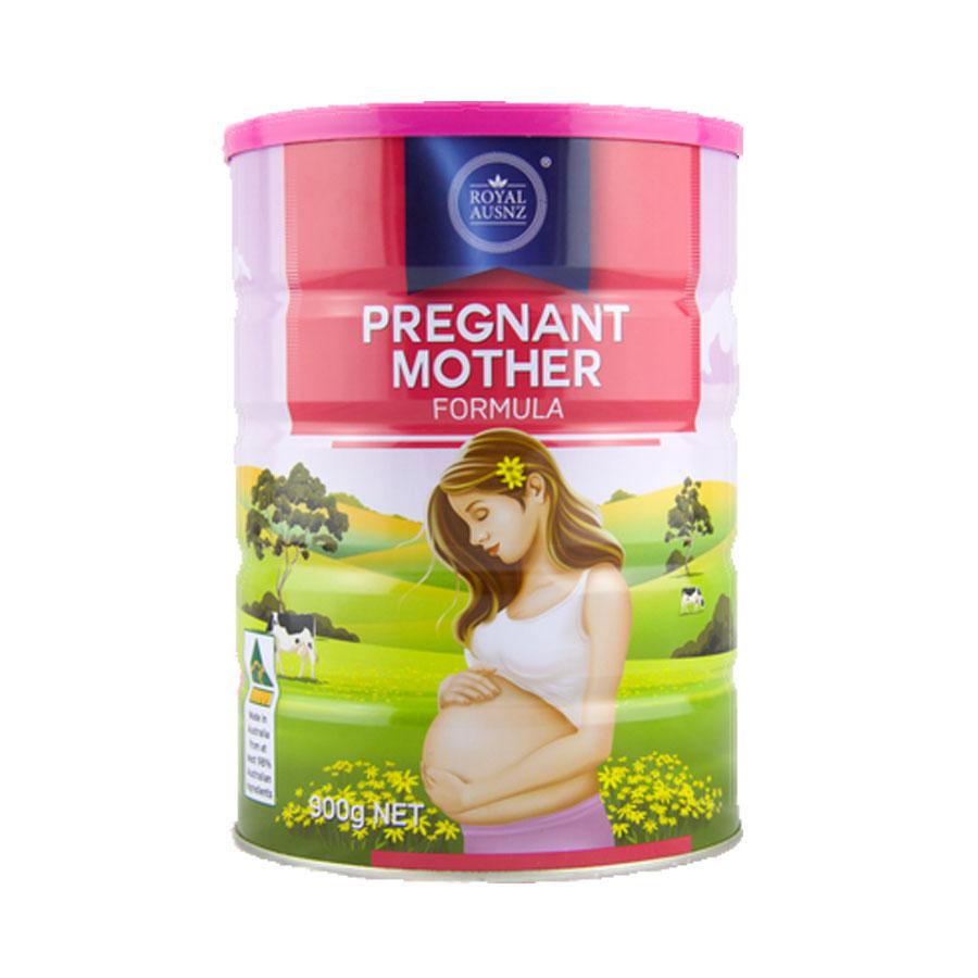 Sữa bầu Royal Ausnz Pregnant Mother Formula-900g