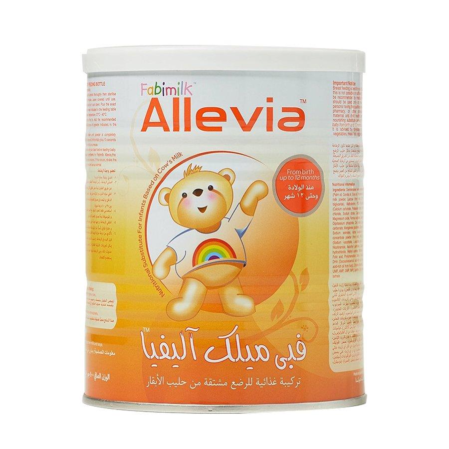 Sữa tăng cân Fabimilk Allevia