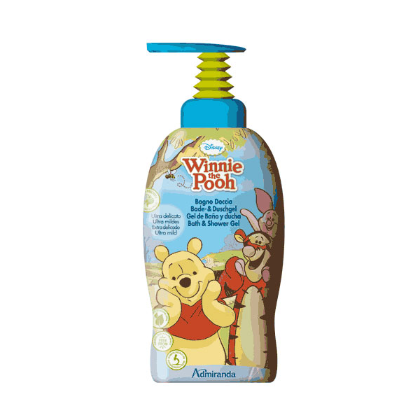 Gel tắm Winnie the Pooth 1000ml