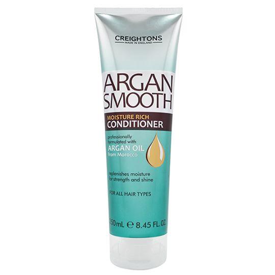 Dầu xả siêu mượt Creightons phục hồi tóc, chiết xuất từ dầu argan