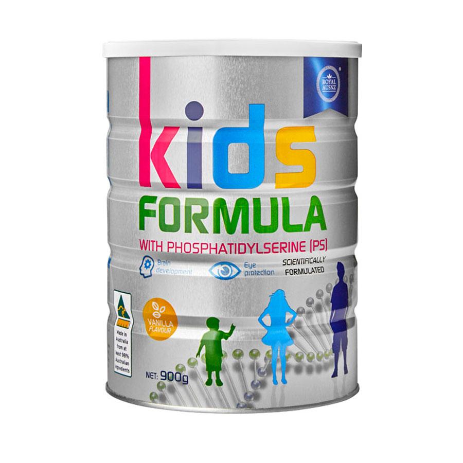 Sữa Royal Ausnz Kid Formula -900g  (Cho trẻ từ 3 tuổi -18 tuổi)