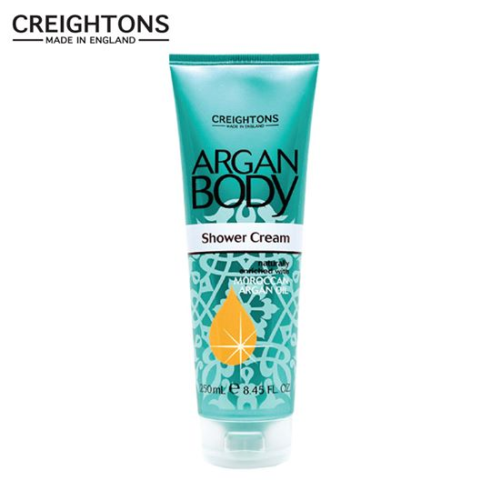 Sữa tắm Creightons chiết xuất argan -250ml