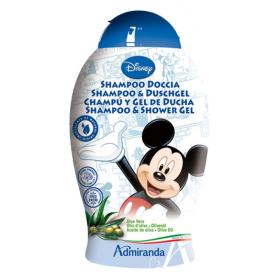 Gel tắm gội toàn thân chuột Mickey