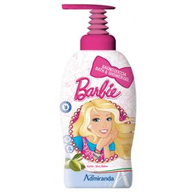Gel tắm gội toàn thân Barbie