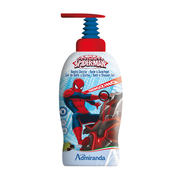 Gel tắm Spiderman 1000ml