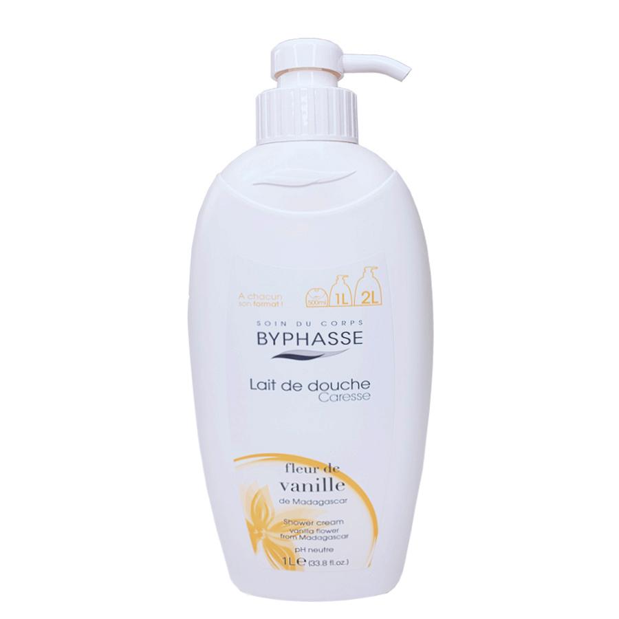 Sữa tắm Byphasse hương hoa Vanilla