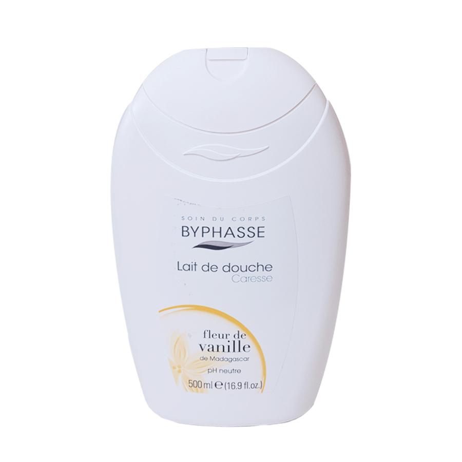Sữa tắm Byphasse chiết xuất Vanilla - 500ml